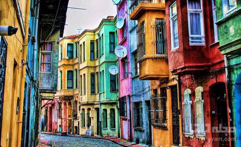 محله بالات در استانبول