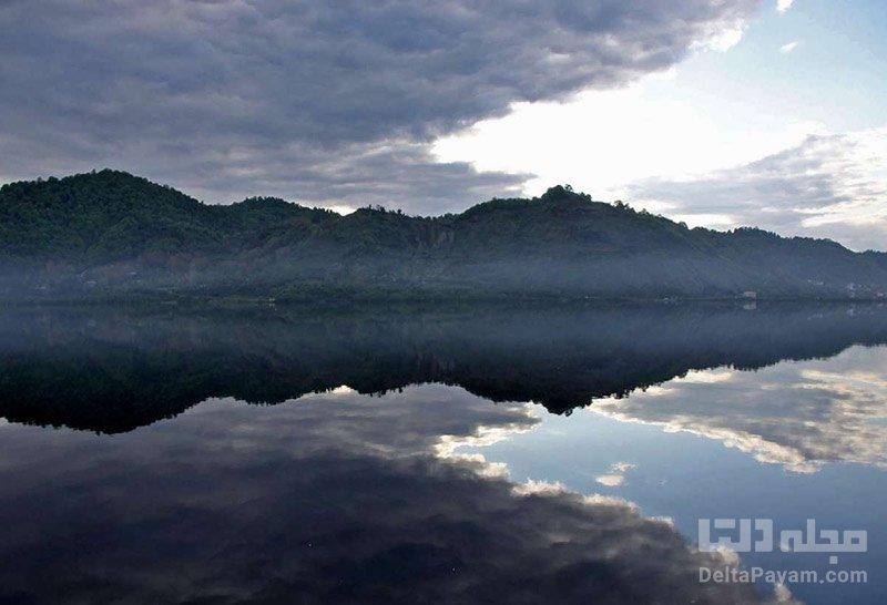 تالاب استیل ، دریاچه متحرک