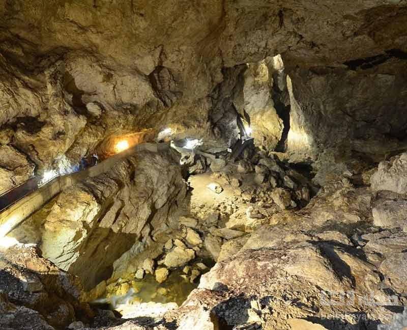 داستان غار گلوی شیطان