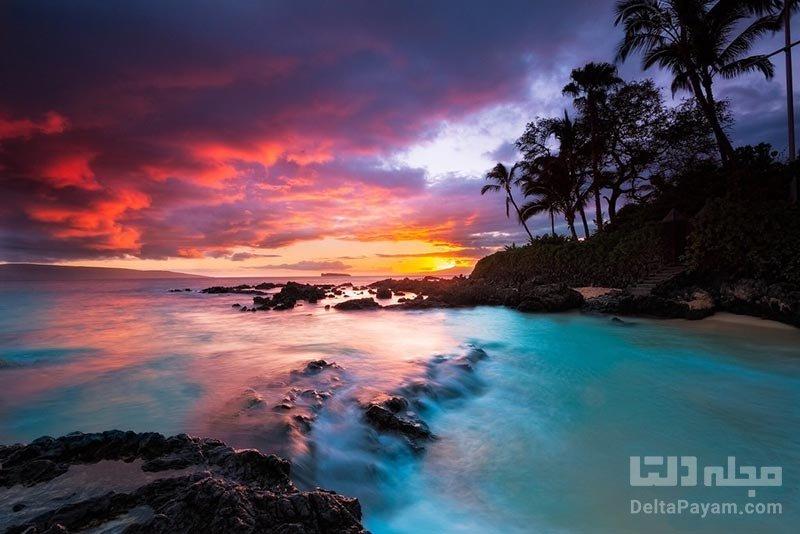 جزیره ماوی بخشی از ایالت هاوایی