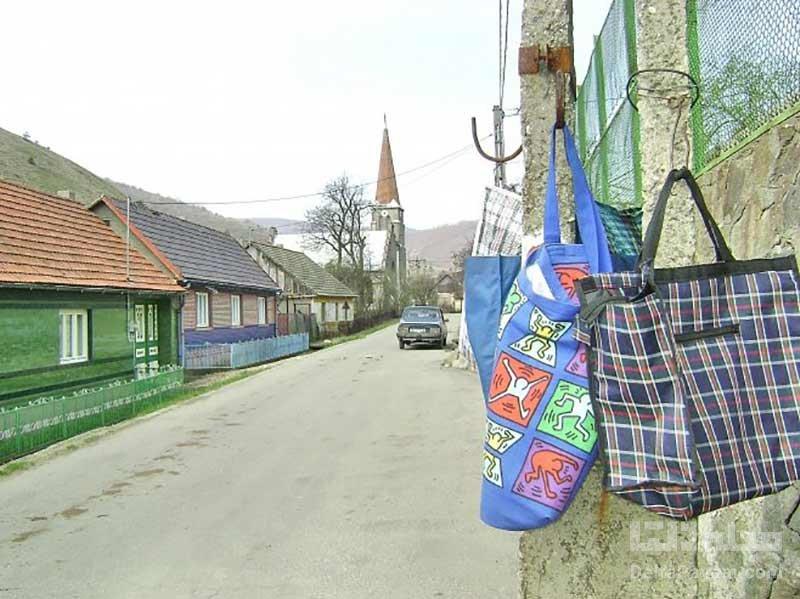 روستای ایبنتال روستای بدون دزد