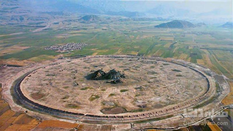 شهر دارابگرد شهری باستانی
