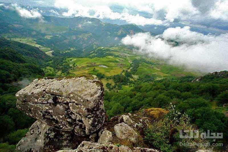 قلعه اسپیناس گیلان