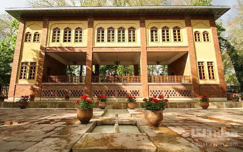 بازدید از باغ ایرانی از تفریحات رایگان تهران