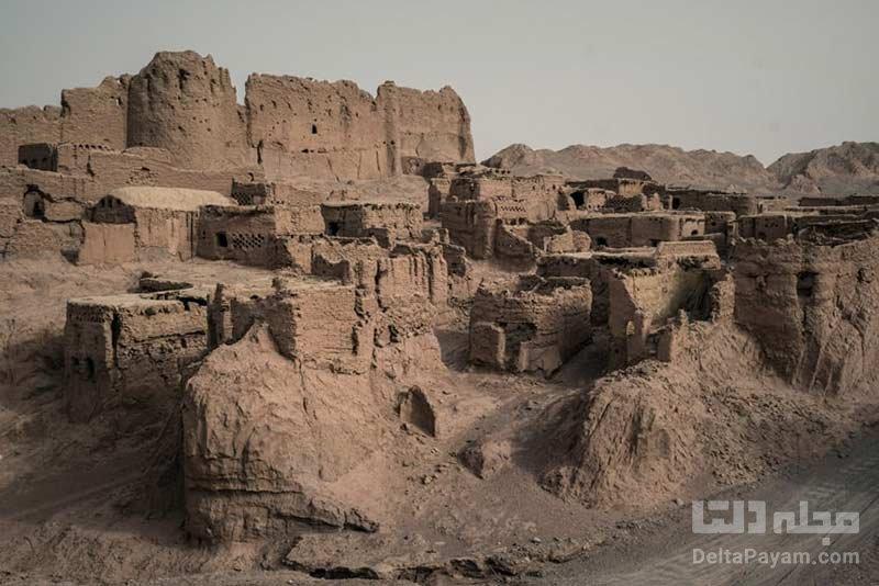 قلعه کشیت کرمان