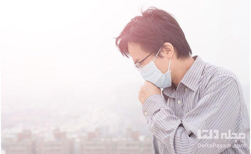 آسیب های آلودگی هوا