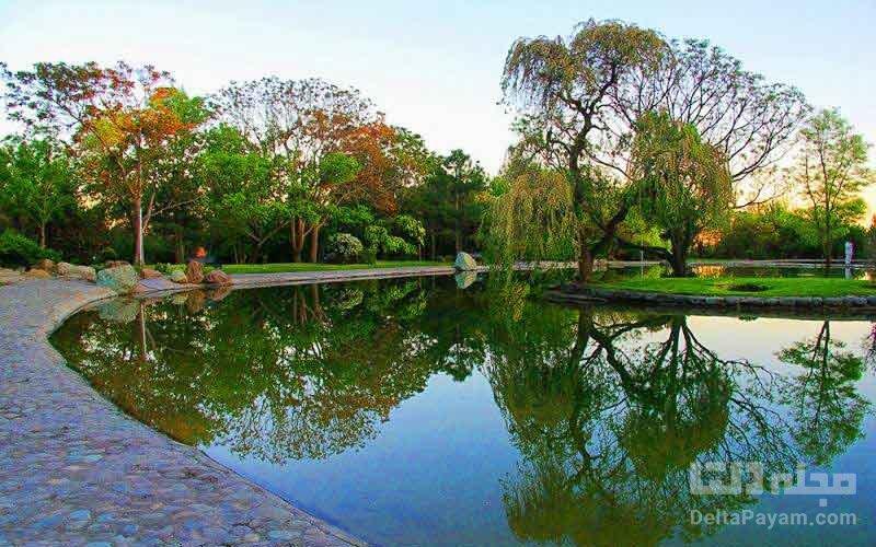 باغ گیاه شناسی تهران از جاذبه های پایتخت