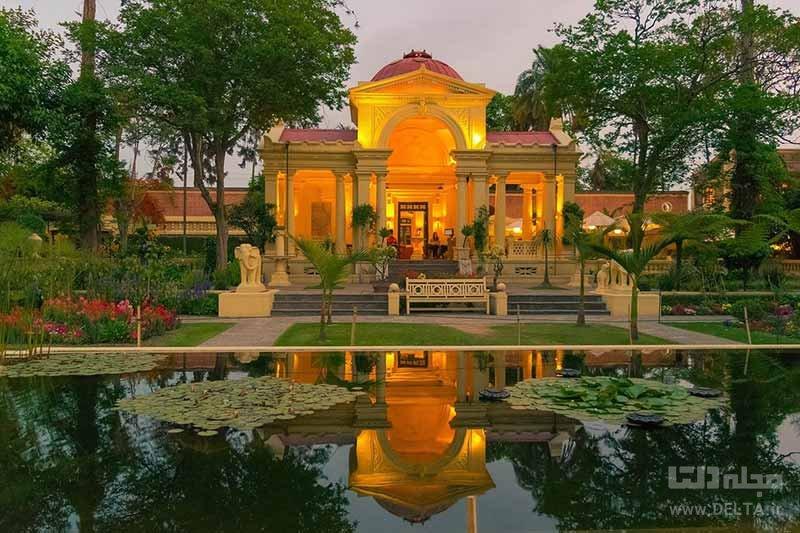 باغ آرزوهای کاتماندو در نپال