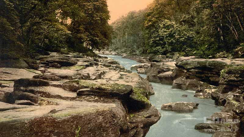 نهر بولتون استرید در انگلستان