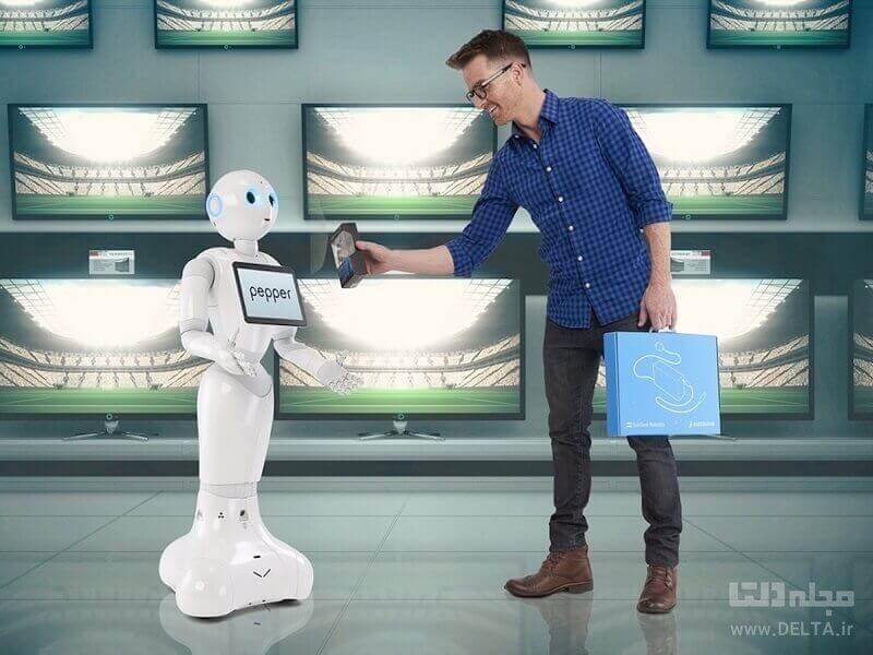 ربات های شگفت انگیز انسان نما