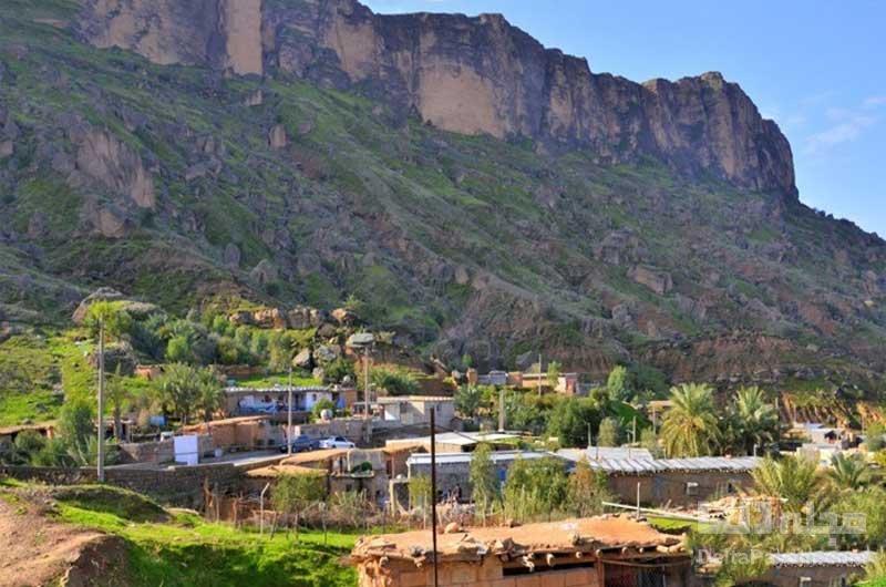 روستای پامنار بهشت گمشده جنوب ایران