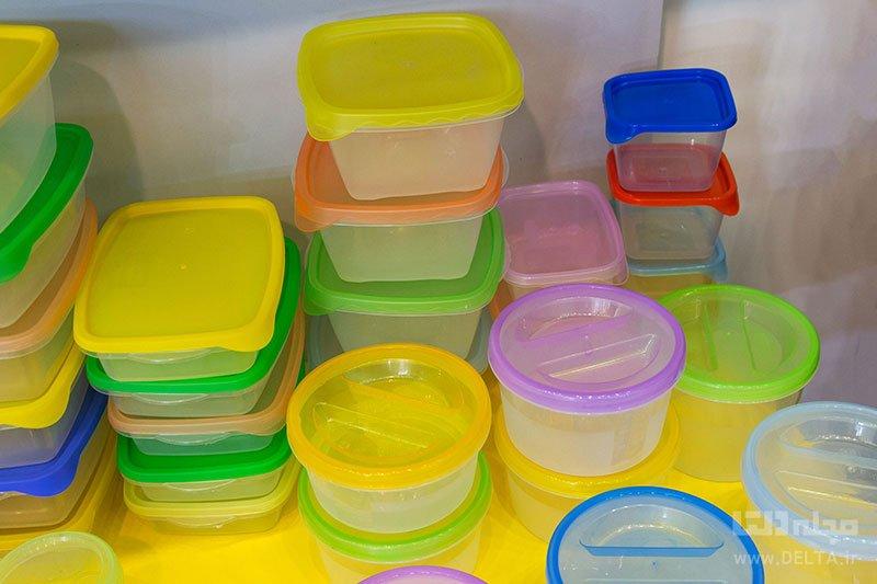 ظروف پلاستیکی و خطرات استفاده از آن ها