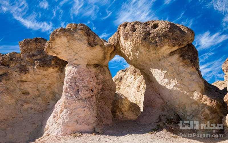 قارچ های سنگی بلغارستان