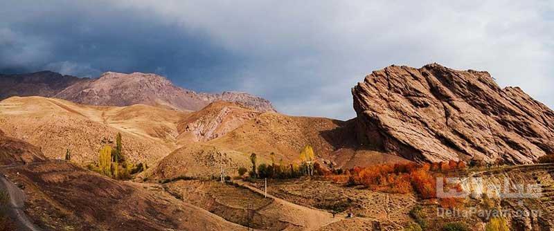قلعه الموت یا دژ حسن صباح