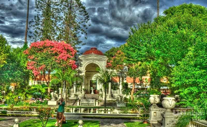 باغ آرزوهای کاتماندو