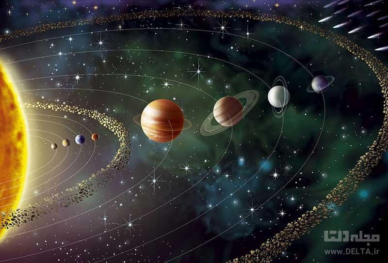 حقایقی جالب در مورد فضا!!