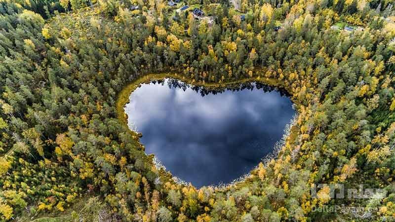مکان های قلبی شکل در ژاپن