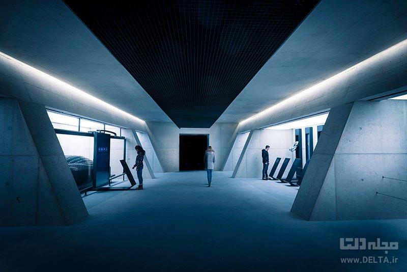 موزه جیمز باند موزه ای مدرن