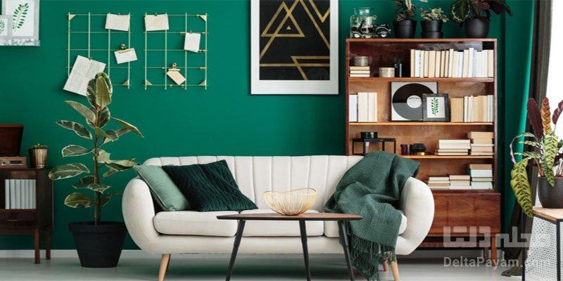 ترکیب رنگی سبز