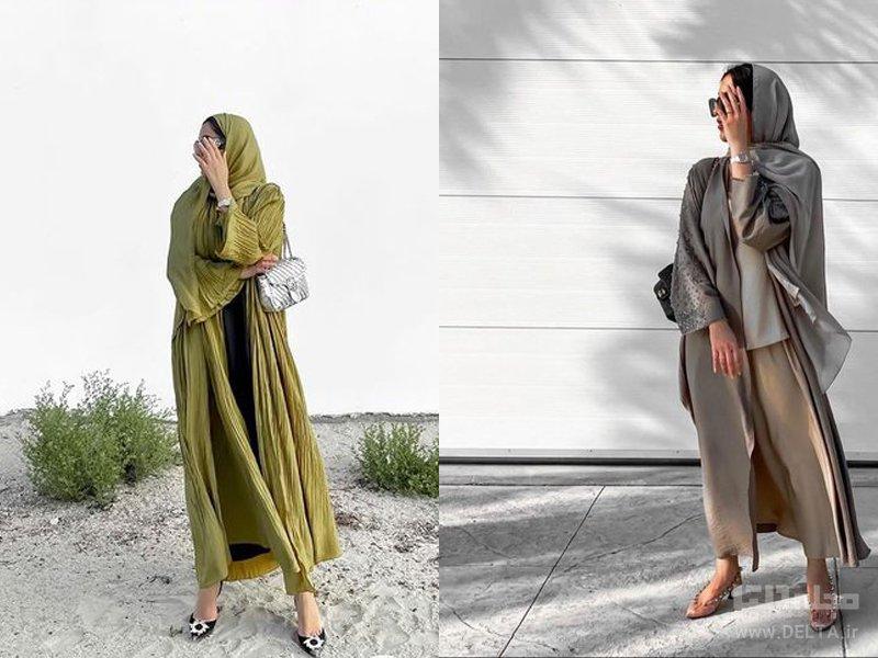 ترند حجاب سال ۲۰۲۱ مانتو