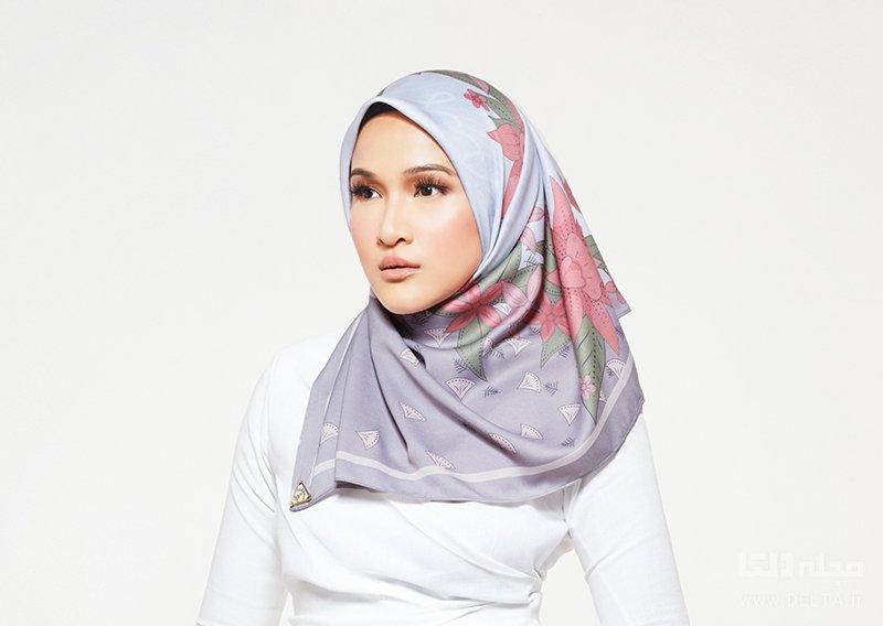 روسری ساتن 1