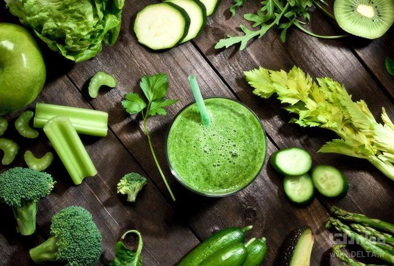 ریفلاکس اسید معده سبزیجات