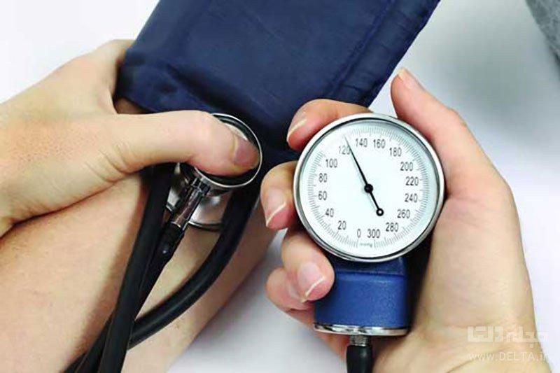 کنترل فشار خون با استفاده از مواد غذایی