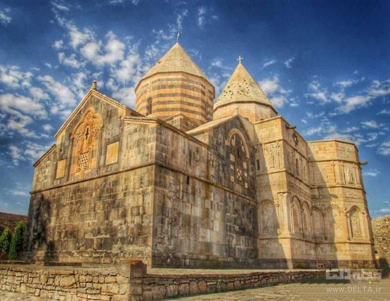 قدیمی ترین کلیسای جهان کجاست؟