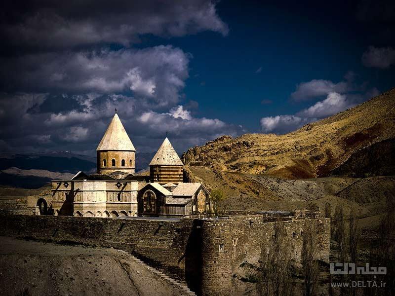 قدمت قدیمی ترین کلیسای جهان