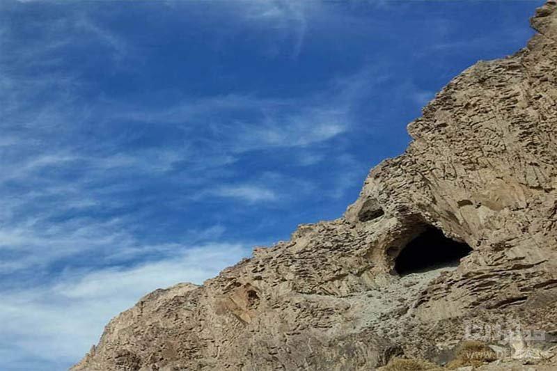 غار ایوب کرمان کجاست؟