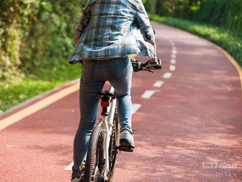 لذت دوچرخه سواری در پیست های دوچرخه سواری تهران