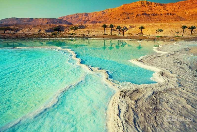 درباره دریاچه مرده اردن بیشتر بدانیم!