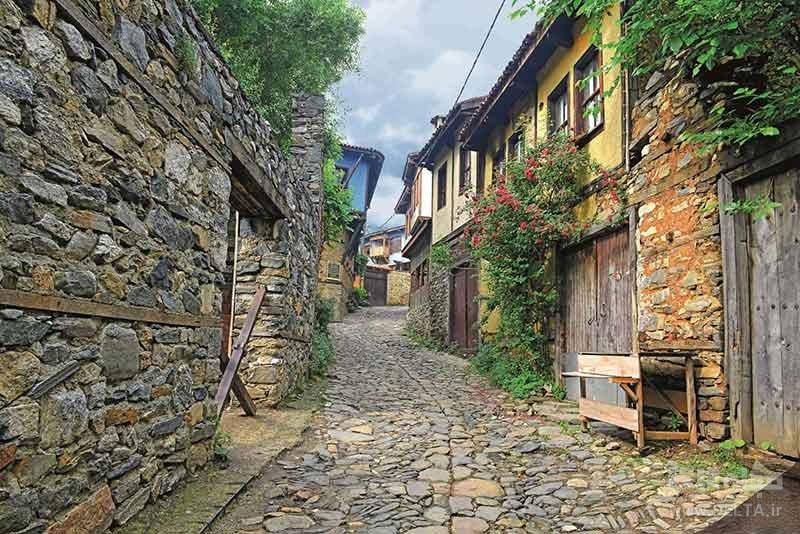 روستای جومالی کیزیک در بورسا