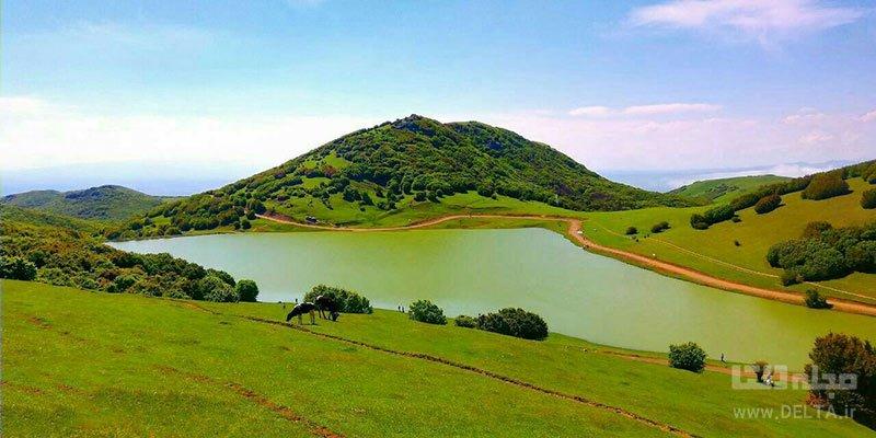 ویژگیهای دریاچه سوها