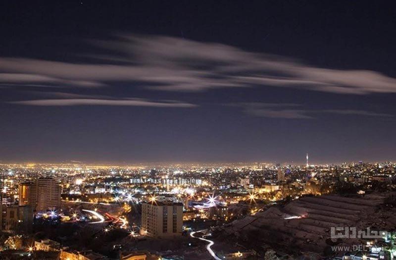 بام محک تهران