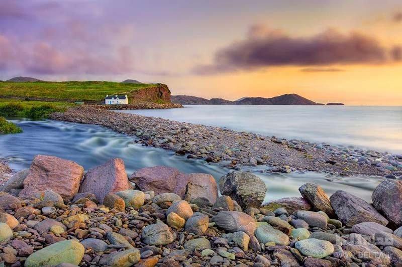 واترویل، خلیج دینگل بی ایرلند