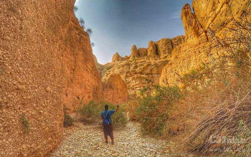 سفر به دره ارواح دزفول