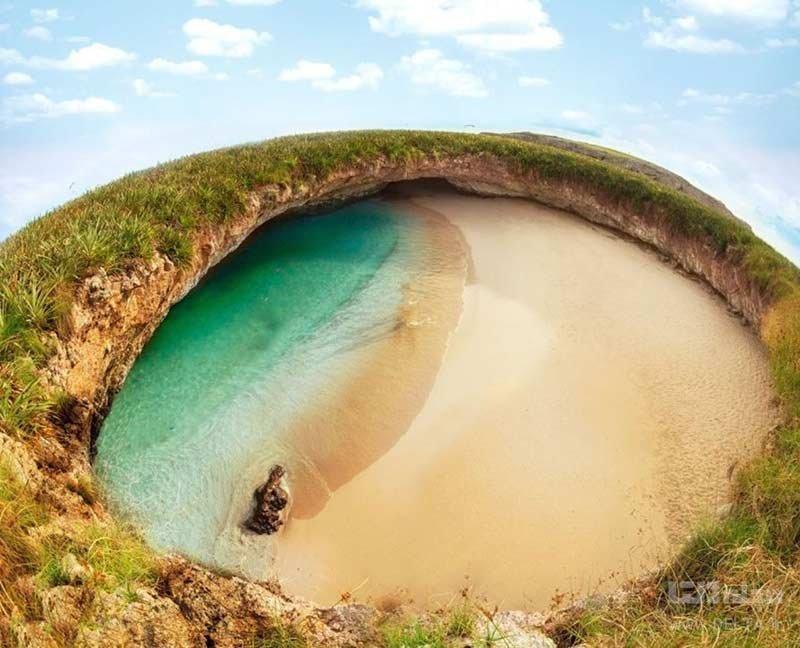 ساحل عشق مکزیک