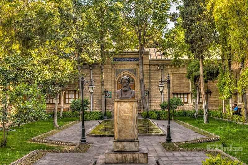 تهرانگردی در روزهای بهاری ؛ بازدید از موزه ها