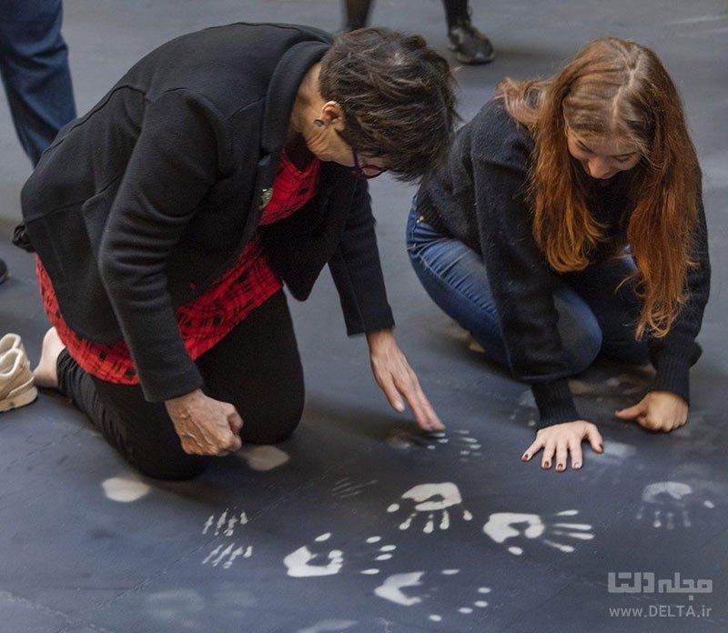 نمایشگاه هنری تیت مدرن انگلستان