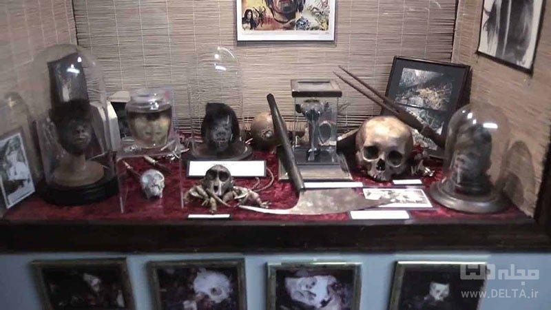 فعالیتهای موزه مرگ لس آنجلس