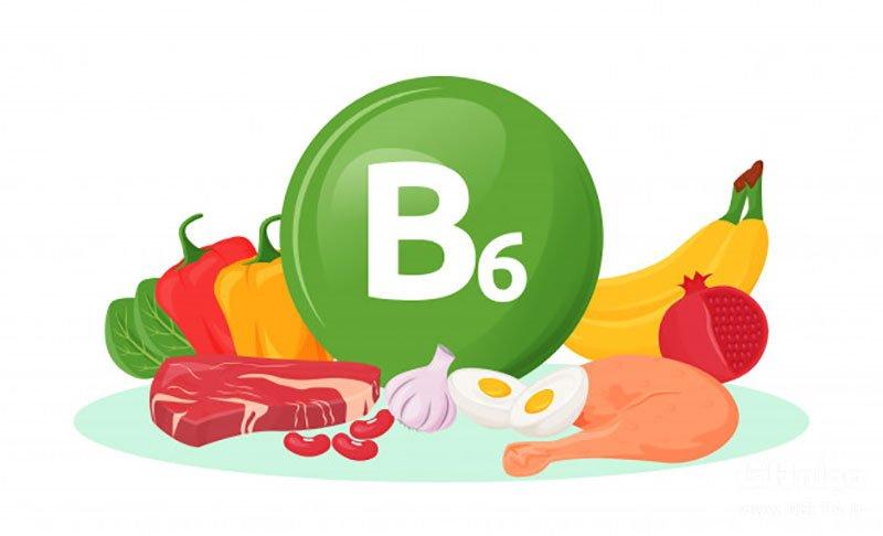 انواع ویتامین B