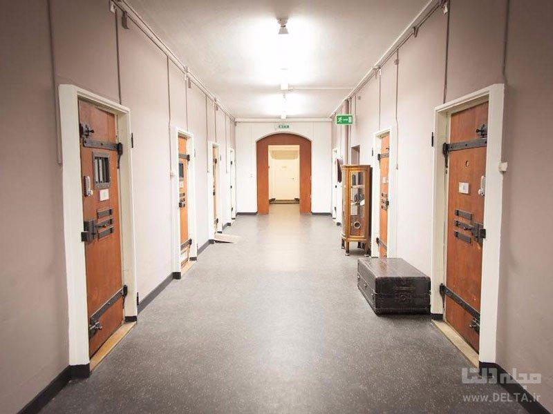 جیل هتل لونگرابن از عجیب هتل های دنیا