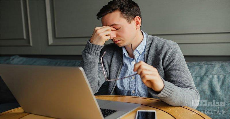 تاثیر افسردگی بر خستگی همیشگی