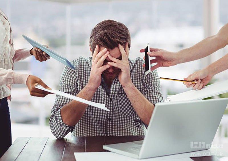 راهکارهای مدیریت استرس
