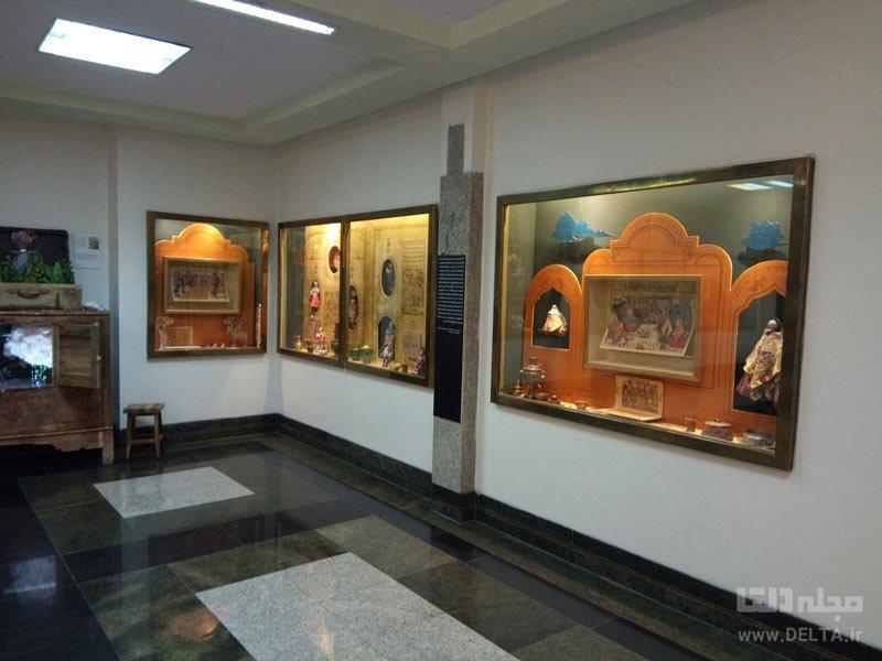 در موزه کودکی ایرانک چه میگذرد؟