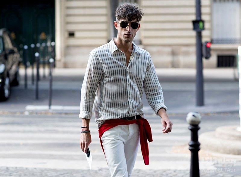 پیراهن و شلوار مردانه بهاره