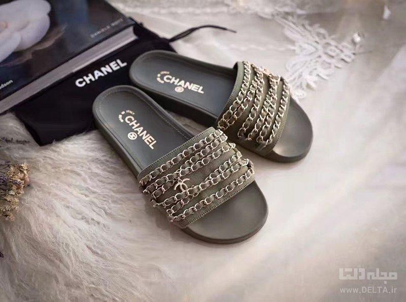 کفش بهاره و تابستانه دمپایی