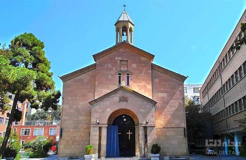 موزه اسقف آرداک مانوکیان در چهارراه ادیان
