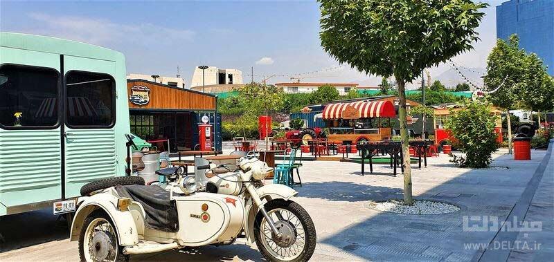 نخستین مجموعه رستوران خودرویی تهران کجاست؟